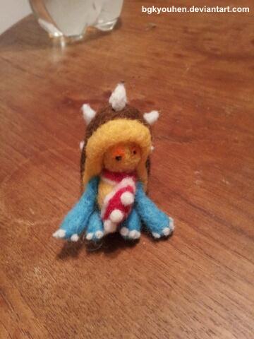 Tiny Fuzzy Rammus by BGKyouhen