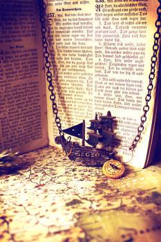A Pirate's Tale - Locket