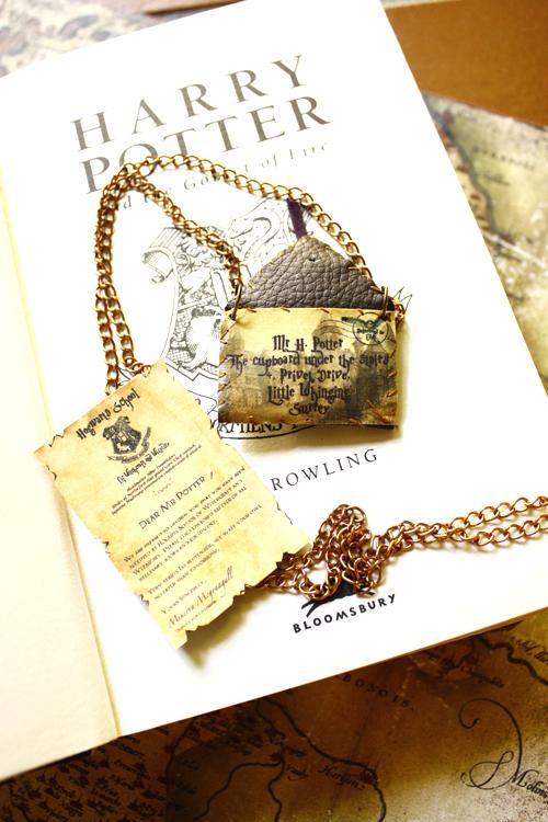 Customized Hogwarts Letter 2 by sixAstray
