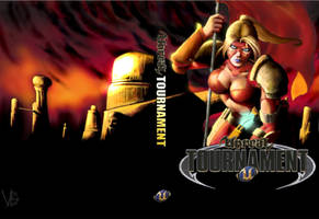 Unreal Tournament's Cover by Vladimir89