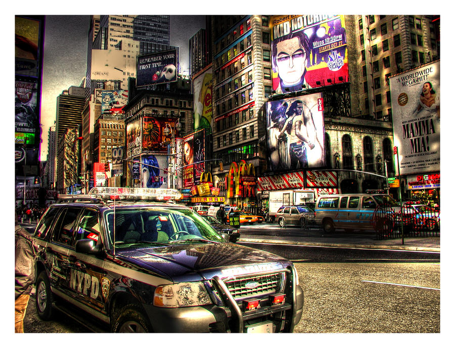 New York hdr 01 by greycamera