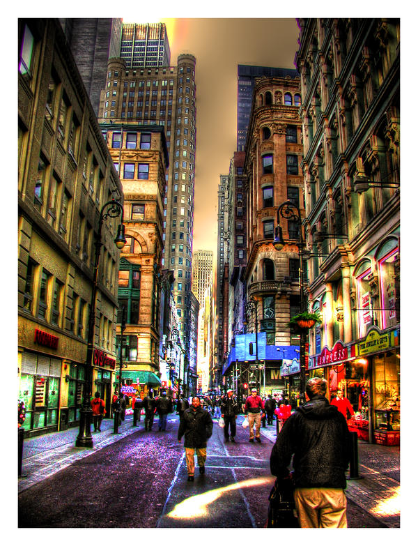 New York 02 hdr by greycamera
