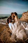 Las Caletas Couple by greycamera