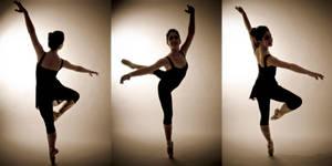 ballet by greycamera