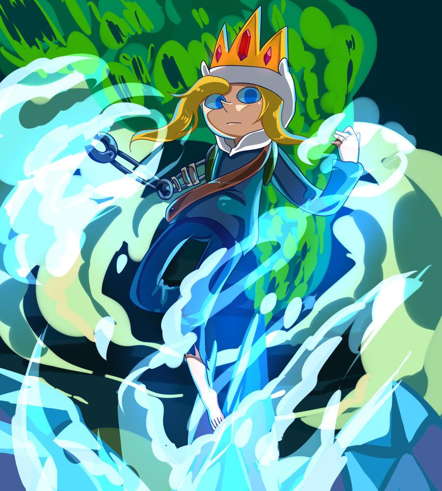 Ice Finn King by ShotaconYhin