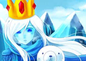 Ice Prince and Snow Dog