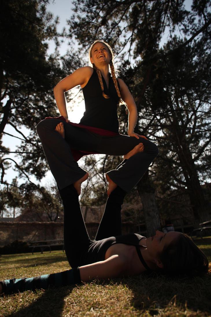 Acro Yoga 1 by fbcota
