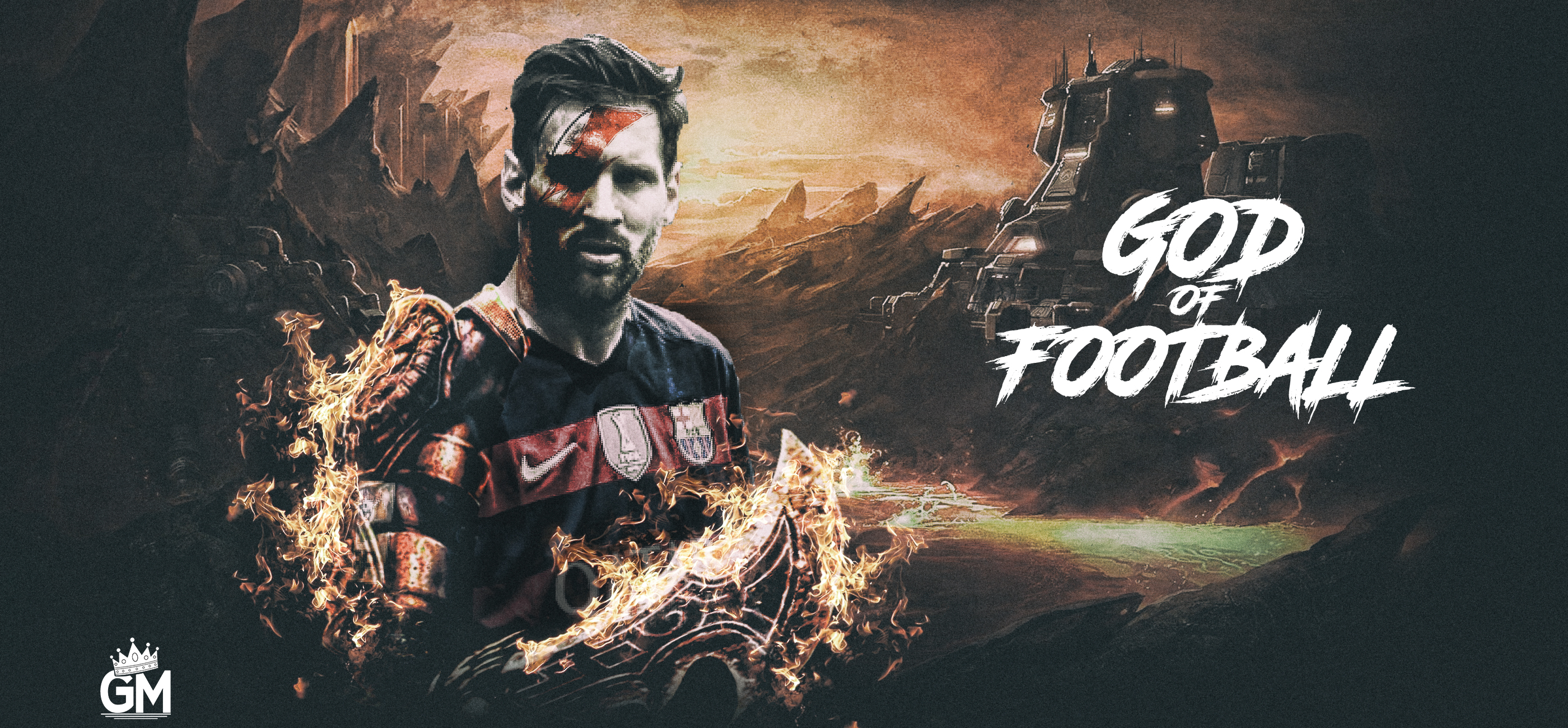 lionel messi wallpaper by graphicalmaniacs on deviantart