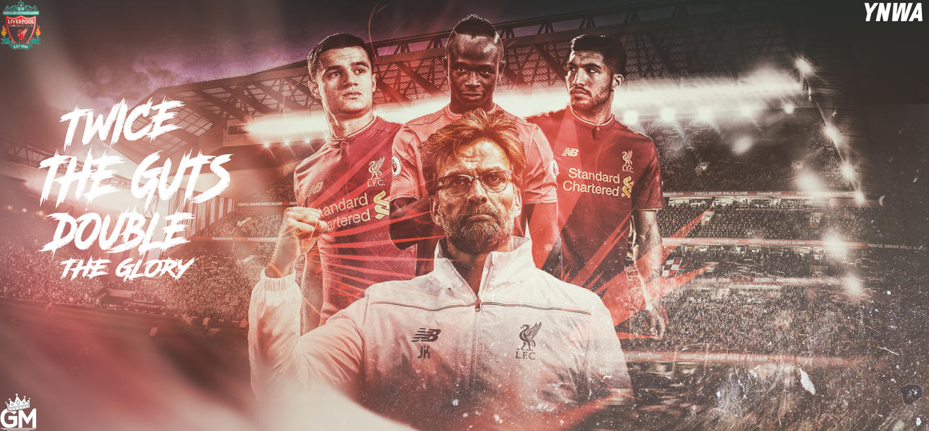 Liverpool Wallpaper By GraphicalManiacs