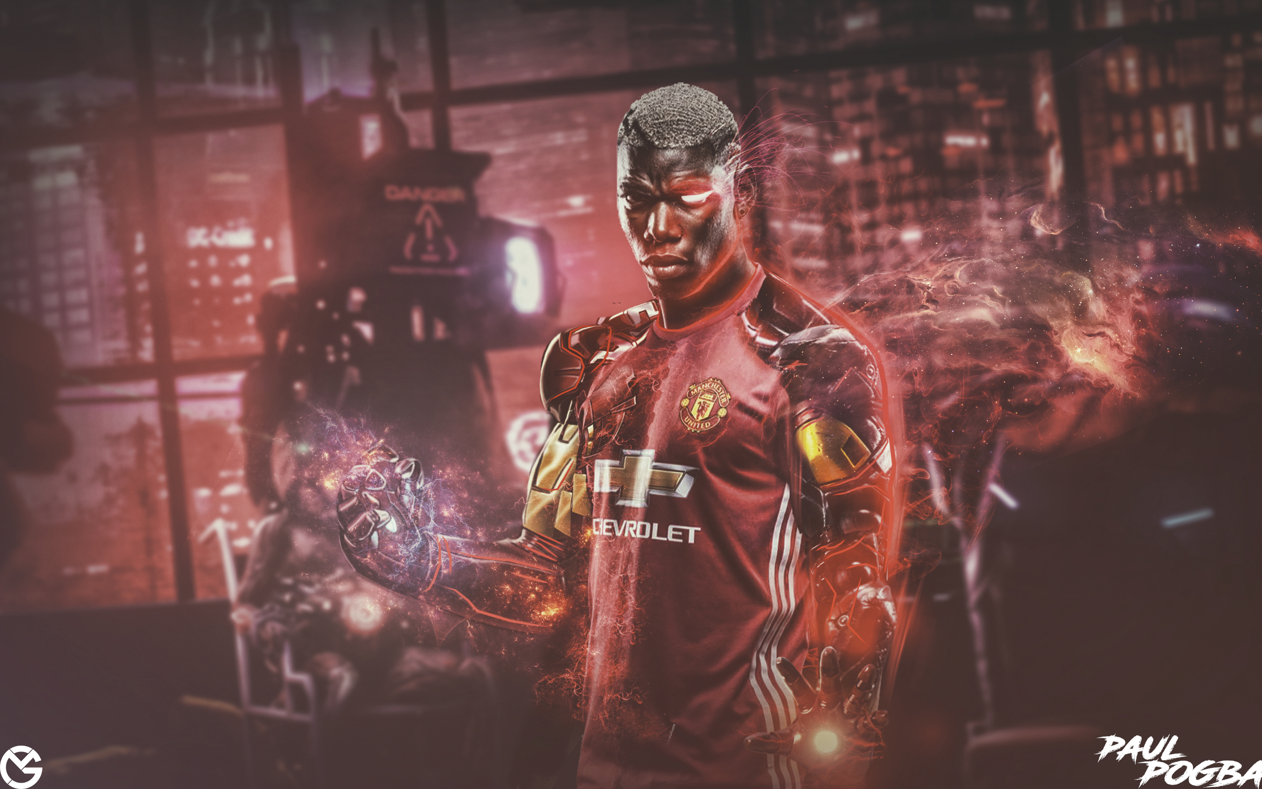 Paul Pogba Wallpaper By GraphicalManiacs On DeviantArt