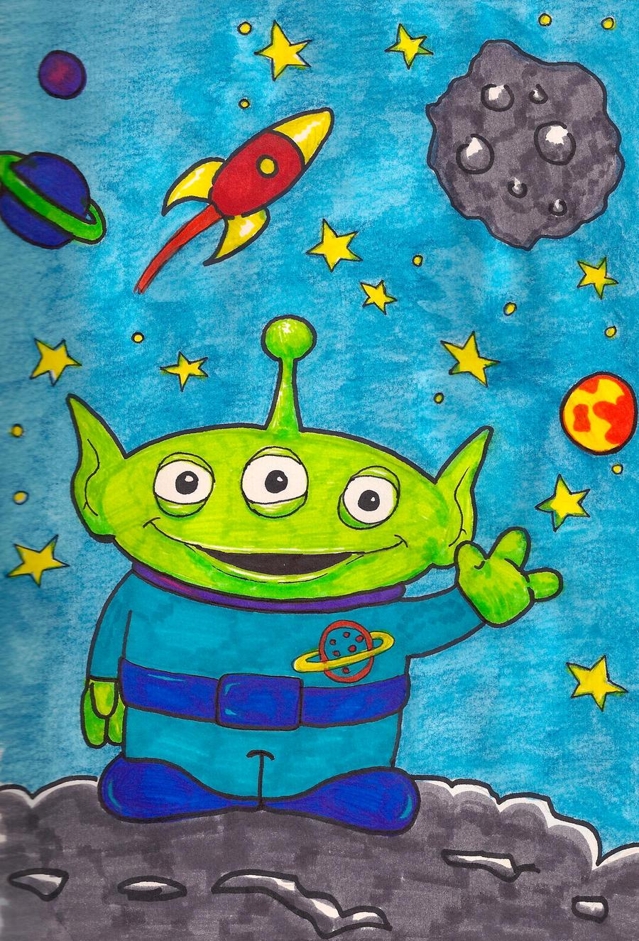 Alien By Puppy2388 On DeviantArt