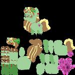 Evergreen Pointy