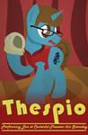 Thespio Poster