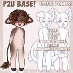 P2U ANTHRO BASE ($3) by booozzerd