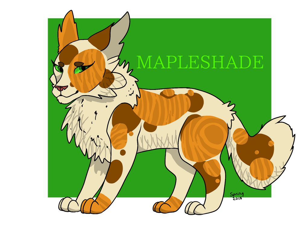 Mapleshade by Sprinqroll