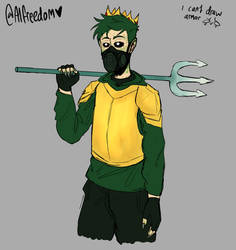 Shitoodles: (MCYT) Sam, my beloved (w/out goggles)