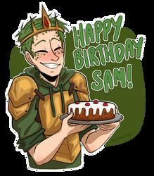 MCYT: HAPPY BIRTHDAY SAM!