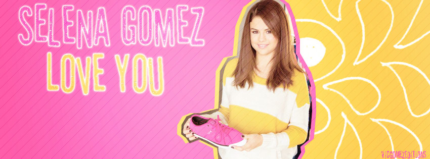 Portada Selena Gomez #3 by VicGomezEditions