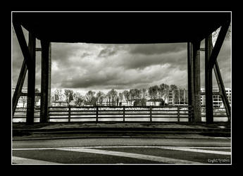 Clichy, France, zebra