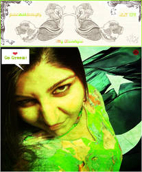 Go Green : Independence Day