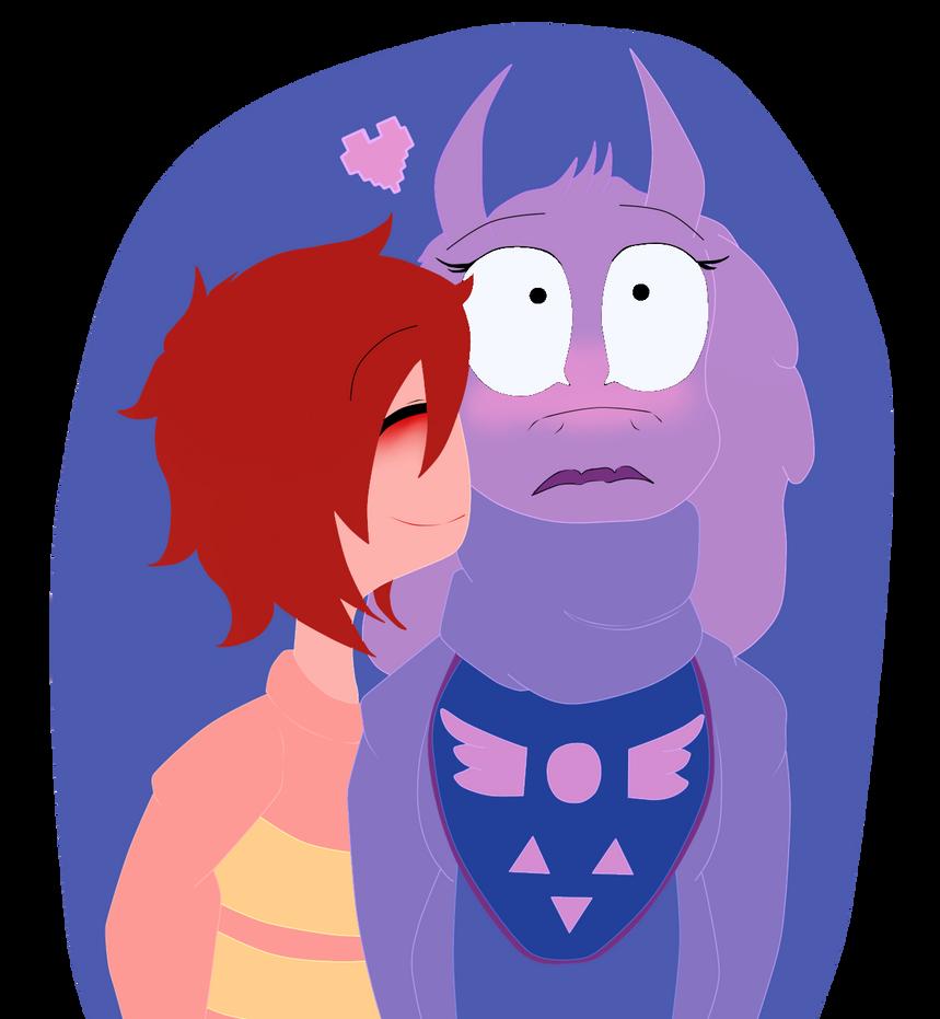 Toriel and frisk