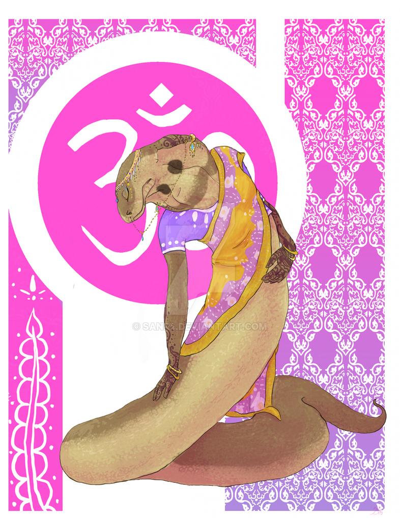 Snake Dancer by sanr4