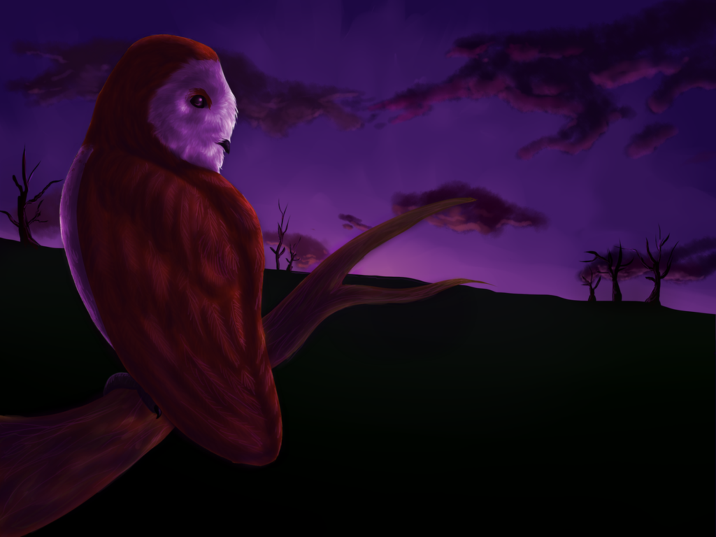 F.A.P. 23 : Violet Gloaming by Flawlo