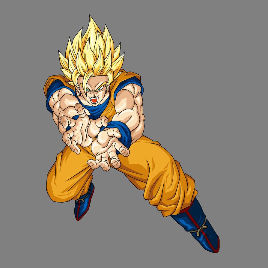 Estoes Son Goku Ssj2