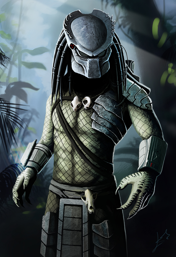 Predator by LLirik-13