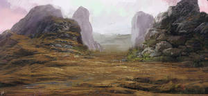 Landscape by LLirik-13
