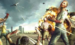 zombiiieees by LLirik-13