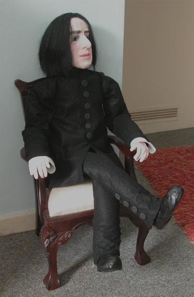 Snape Doll 3 by Vulkanette