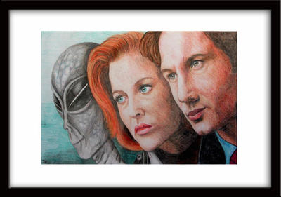 X-Files by Vulkanette