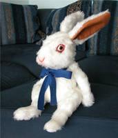 Harvey - the Monster Rabbit by Vulkanette