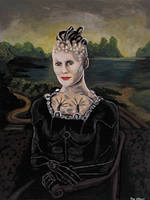 Mona Borga by Vulkanette