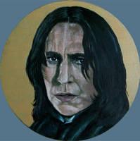 Good Bye Severus by Vulkanette