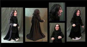 Severus Snape Doll