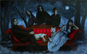 Family Portrait by Vulkanette
