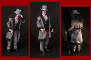 Dracula Doll by Vulkanette