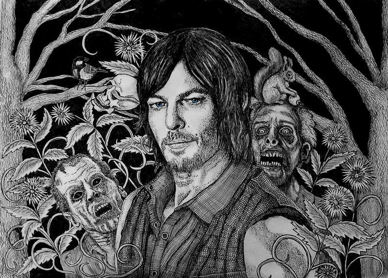 Daryl by Vulkanette