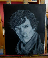Sherlock - Work in Progress by Vulkanette