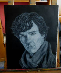 Sherlock - Work in Progress by Vulkanette