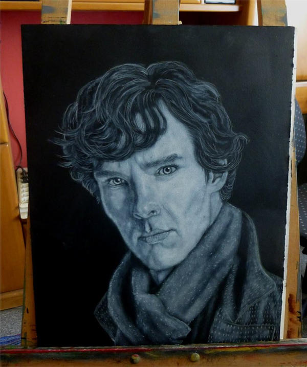 Sherlock - Work in Progress