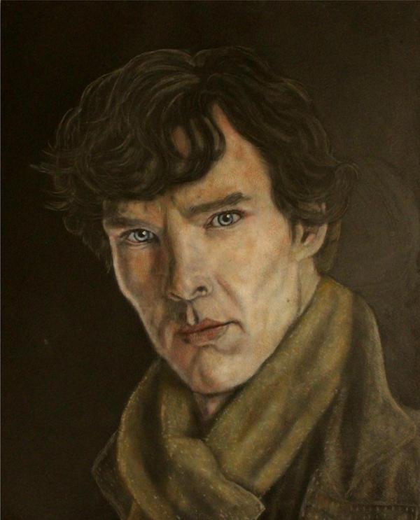 Sherlock by Vulkanette