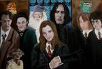 Scandal at Hogwarts