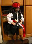 Jack Sparrow Doll
