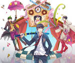 Ao no exorcist - 3 brothers