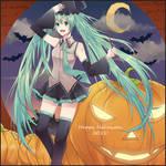 Miku Hatsune - Happy Halloween 2011