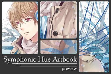 Symphonic Hue Artbook review