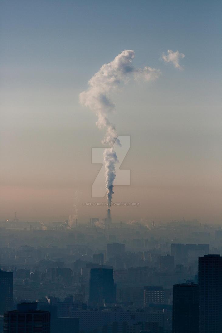 Morning Smoke by Keith-Killer